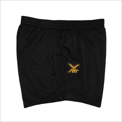 FBT Taslon Y-Slit Shorts #011 - Arcade Sports