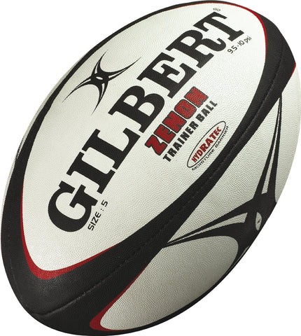 Gilbert Zenon Trnr Rugby Ball - Arcade Sports