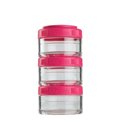 BlenderBottle™ GoStak® 60cc 3-Pack - Arcade Sports