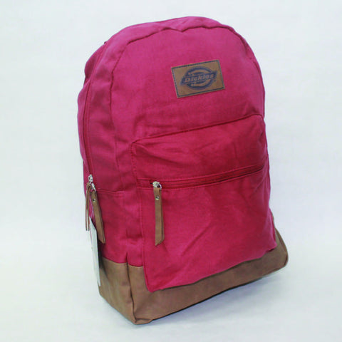 Dickies Hudson Backpack - Scarlet Red - Arcade Sports