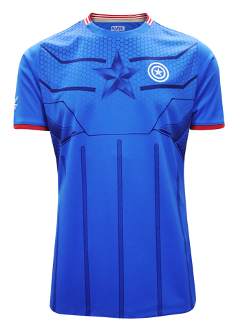 CAPTAIN AMERICA - MARVEL SUPERHERO TOP - Arcade Sports