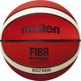 Molten BG2000 FIBA Basketball - B7G2000 - Arcade Sports