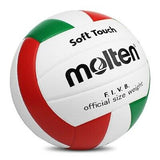 Molten V5VC Soft Touch VOLLEYBALL - Arcade Sports