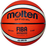Molten GR7 FIBA Basketball - Outdoor RUBBER - Arcade Sports