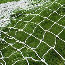 Official Soccer Goalpost Net GTO-40,  White