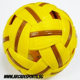 Marathon 908 Sepak Takraw Ball - Competition (ISTAF / ASTAF Approved) + - Arcade Sports