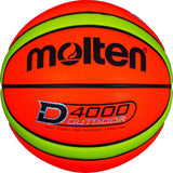 Molten D4000 Outdoor Specialist Basketball - Arcade Sports