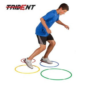Agility Speed Rings - Arcade Sports