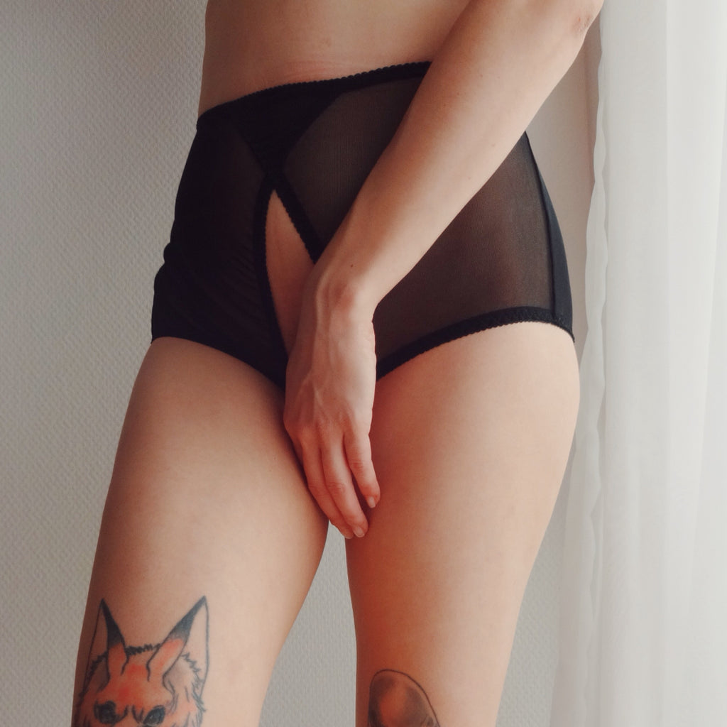 Lust Ouvert Knickers