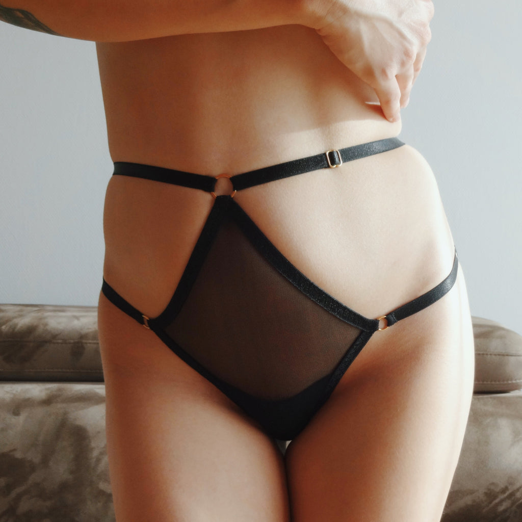 Leah Strappy Brief