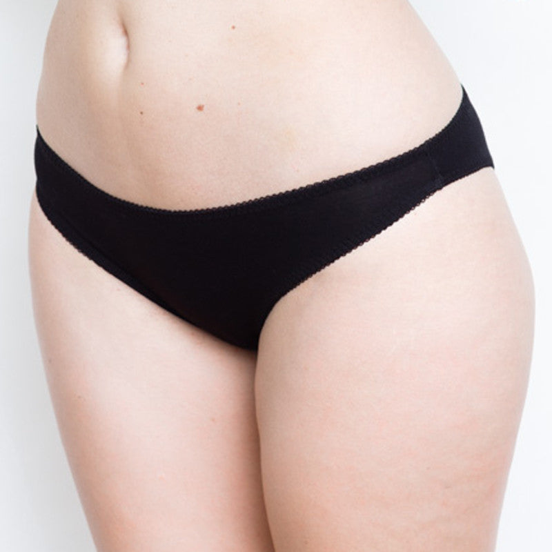 Geometry Low Waist Brief - Sacha Kimmes Lingerie