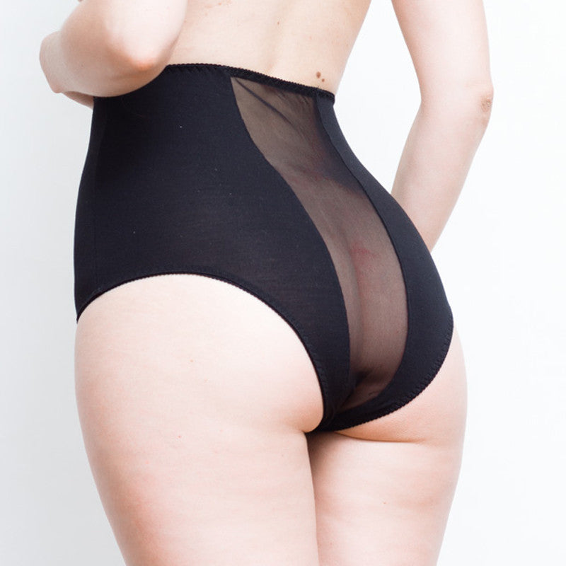 Geometry Brief - Sacha Kimmes Lingerie
