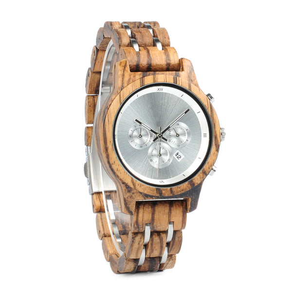 Billie - Wooden Watch - Personalised Option