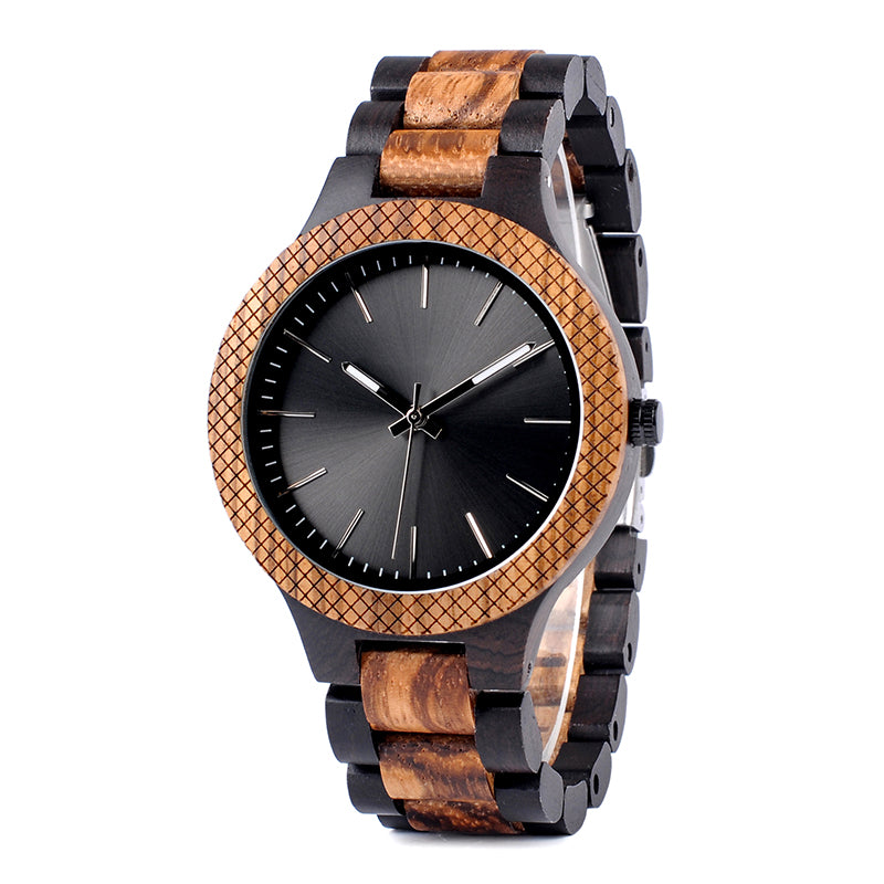 Bana - Wooden Watch - Personalised Option