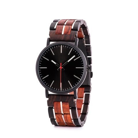 Maxwell - Wooden Watch - Personalised Option