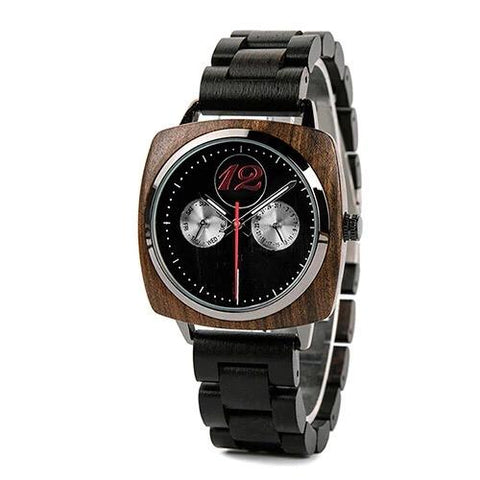 Jackman 3 - Wooden Watch - Personalised Option