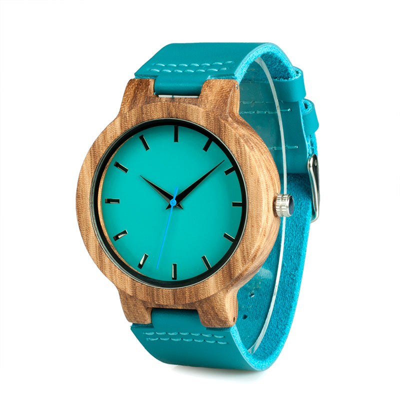 Bluey - Wooden Watch - Personalised Option