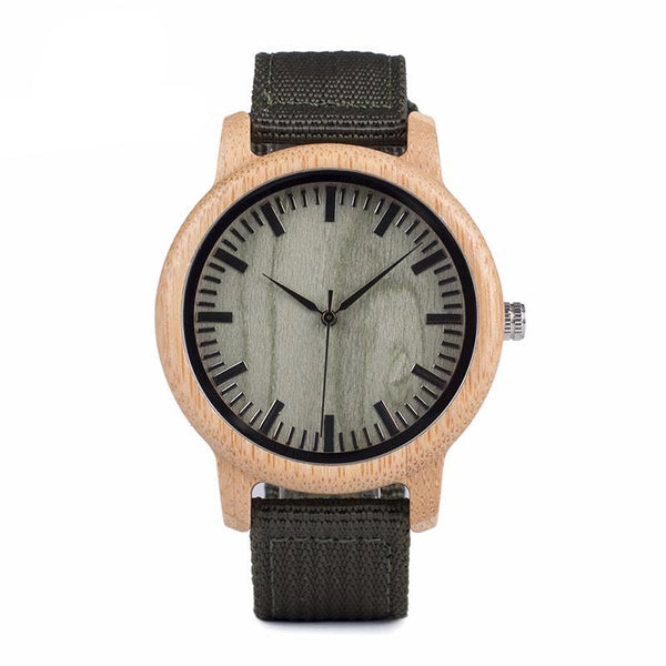 Marb - Wooden Watch - Personalised Option