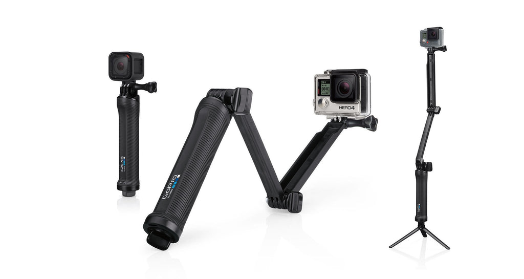 GoPro 3 Way Mount for HERO7, HERO6, HERO5 & HERO4
