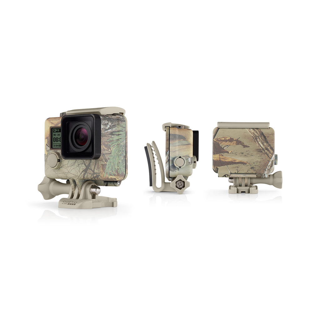 Camo Housing + QuickClip (Realtree Xtra®) HERO3/3+/4