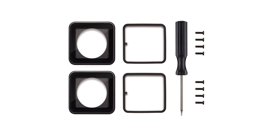 Lens Replacement Kit (for Standard + Skeleton + Blackout Housing)