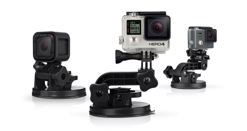 GoPro Suction Cup for HERO7, HERO6 & HERO5 BLACK