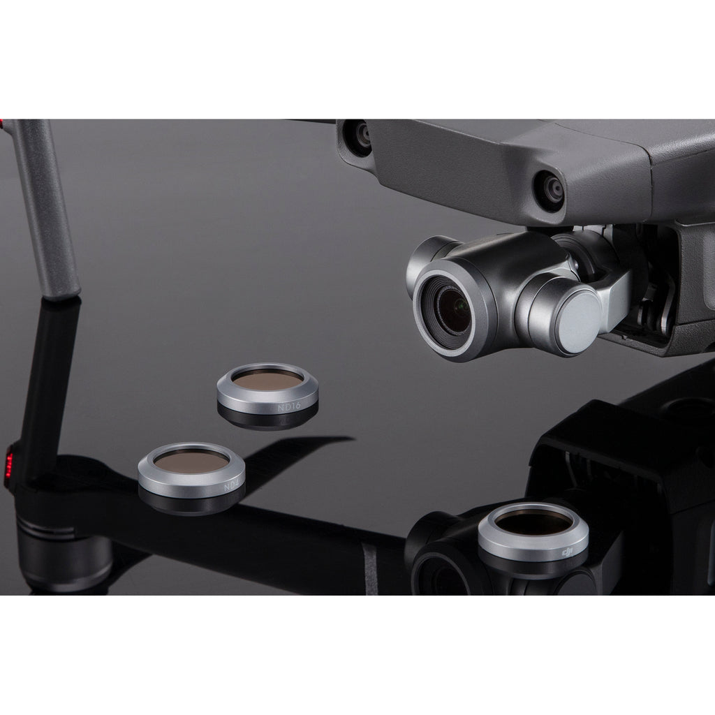 DJI ND Filter Set for Mavic 2 Zoom (4-Pack)