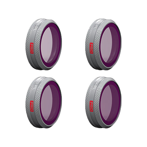 PGYTECH Pro Lens ND-PL Filter Kit for DJI Mavic 2 Zoom (Set of 4)