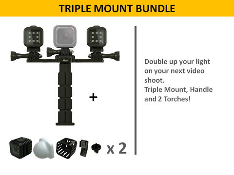 Triple Mount Kit