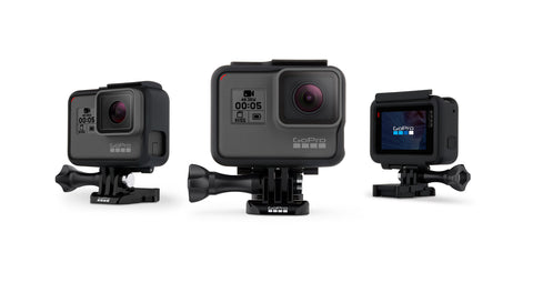 GoPro Frame for HERO7, HERO6 & HERO5 BLACK