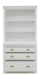 Timbertaste Solid Mango And MDF Isabella Dresser And Chest Of Drawer | Bedroom | Home decor