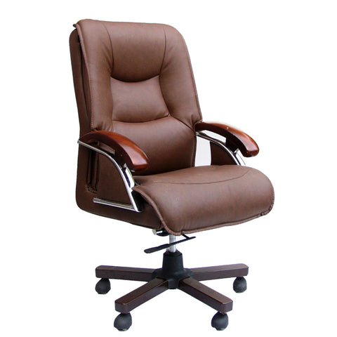 TimberTaste COCO Directors, Executive, Boss, conference high back office chair.