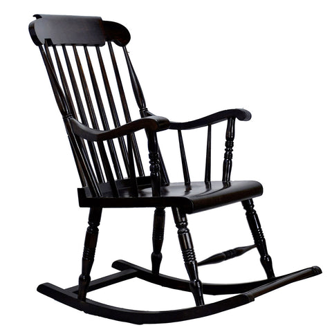 Daintree Relax OLDY Rocking Chair Natural Finish Adult Chair / Relax Chair For Living Room / Garden & Outdoor.