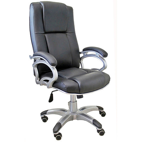Daintree SOPHIA Black Directors, Executive, Boss, conference high back office chair.