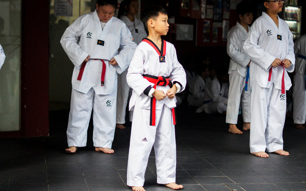 5 Things to do to score during the Taekwondo Grading in Singapore