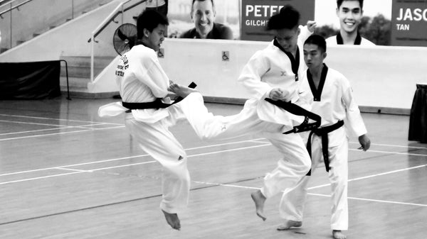 6 values you adapt while learning Taekwondo
