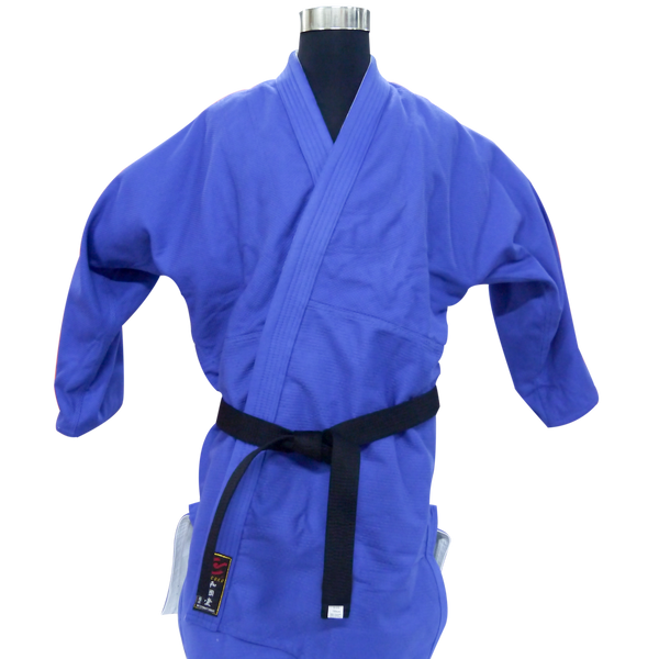 Wacoku JUDO Uniform (BLUE) - knghub