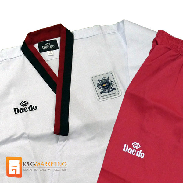 Daedo Poomsae Uniform (Female Poom) - knghub