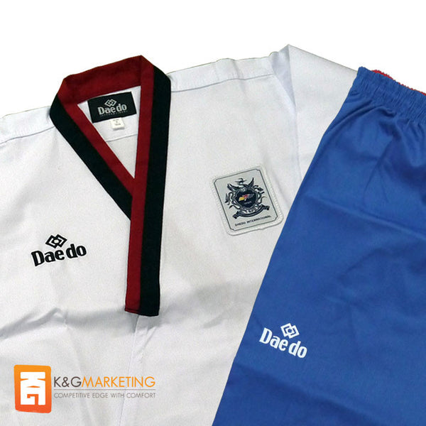 Daedo Poomsae Uniform (Male Poom) - knghub