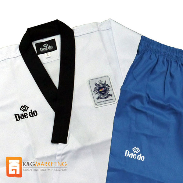 Daedo Poomsae Uniform (Female Dan) - knghub