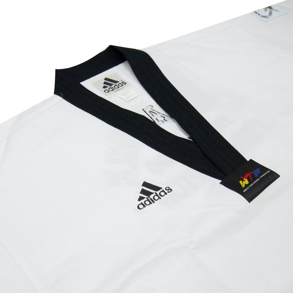 Adidas Champion II Uniform (Black) - knghub - 1
