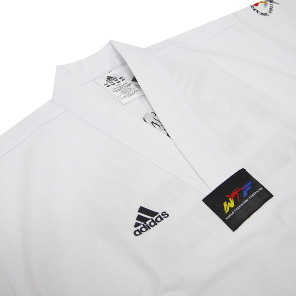 Adidas Basic Uniform (White) - knghub - 1