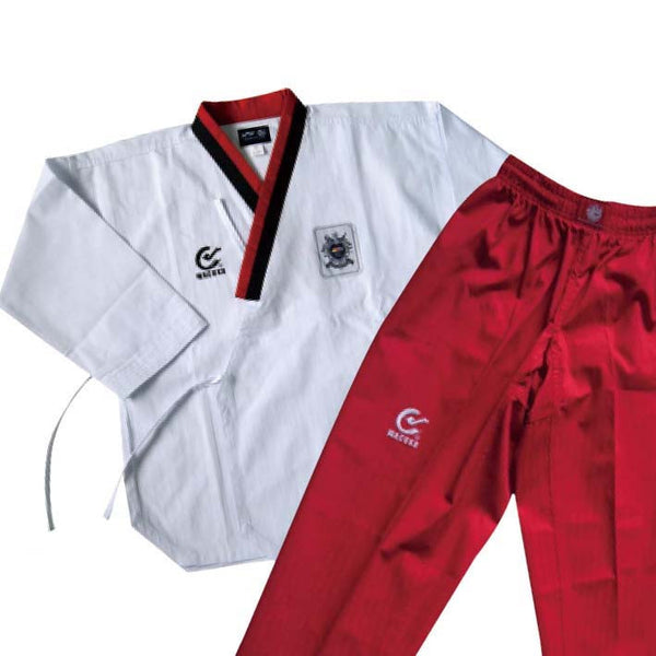 Wacoku Poomsae Uniform (Female Poom) - knghub