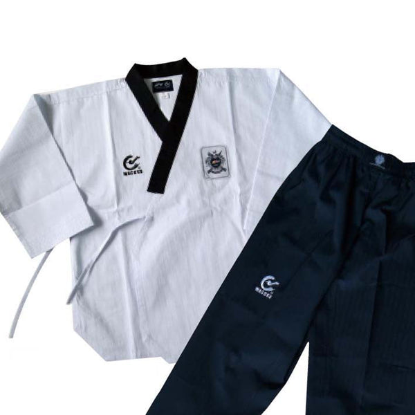Wacoku Poomsae Uniform (Male Dan) - knghub