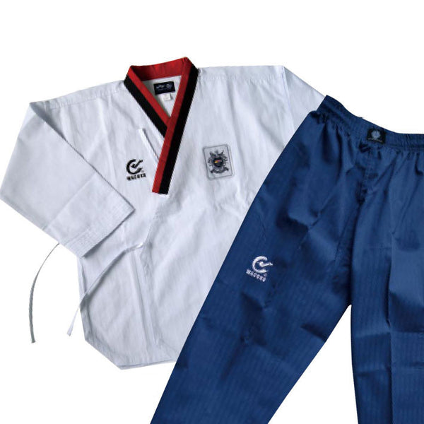 Wacoku Poomsae Uniform (Male Poom) - knghub