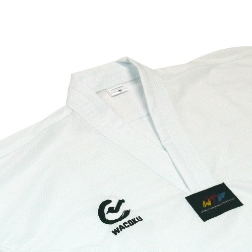 Wacoku Fighter Uniform (White Collar) - knghub - 1