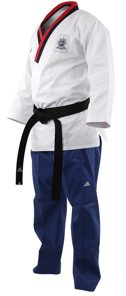 Adidas Poomsae Uniform (Male Poom) - knghub