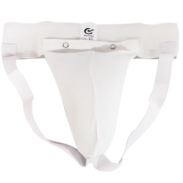 Wacoku Cotton Female Groin Guard - knghub - 1