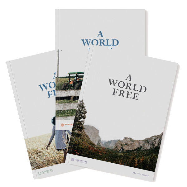 A World Free - Vol. 1, 2, & 3
