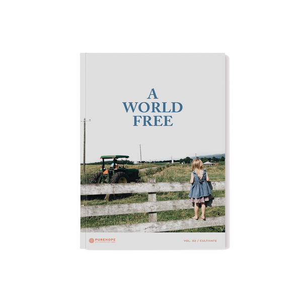 A World Free - Vol. 2: CULTIVATE